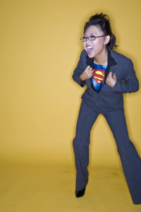 superwoman, superman, hero, superhero