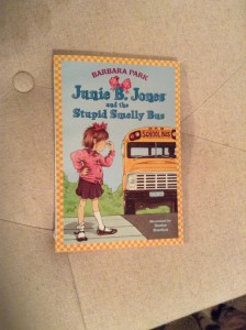 junie b. jones book