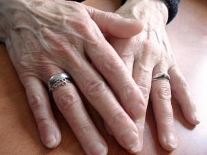 grandma hands