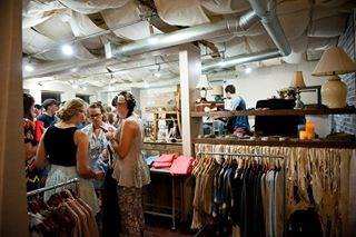 store with people, northgate vintage, faith meets fashion, kate vincent, vocation, calling
