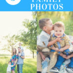 5 ways to Dress Boys for Family Photos